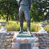 John Brown in Osawatomie, KS.