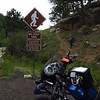 On the Pikes Peak road. O RLY?