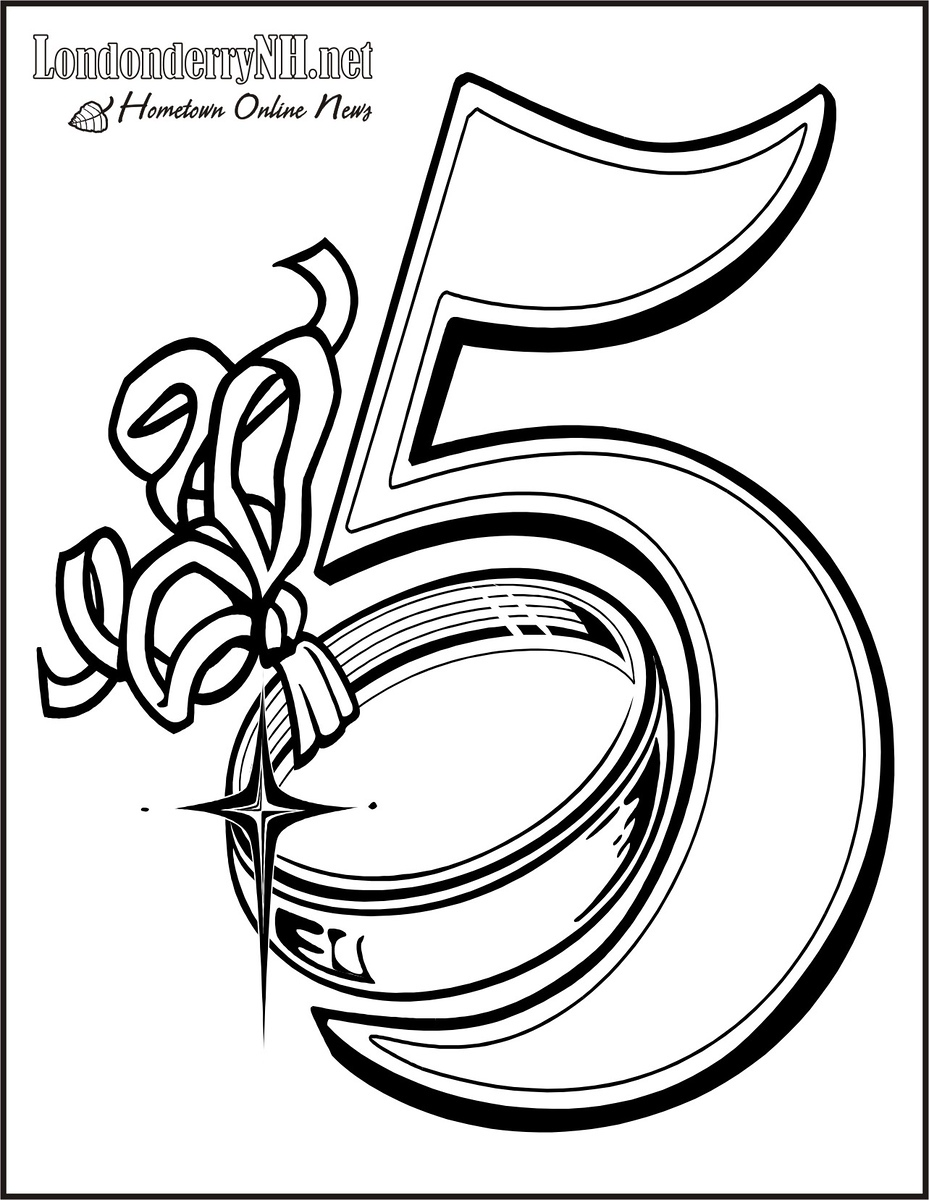 the twelve days of christmas history and coloring book pages