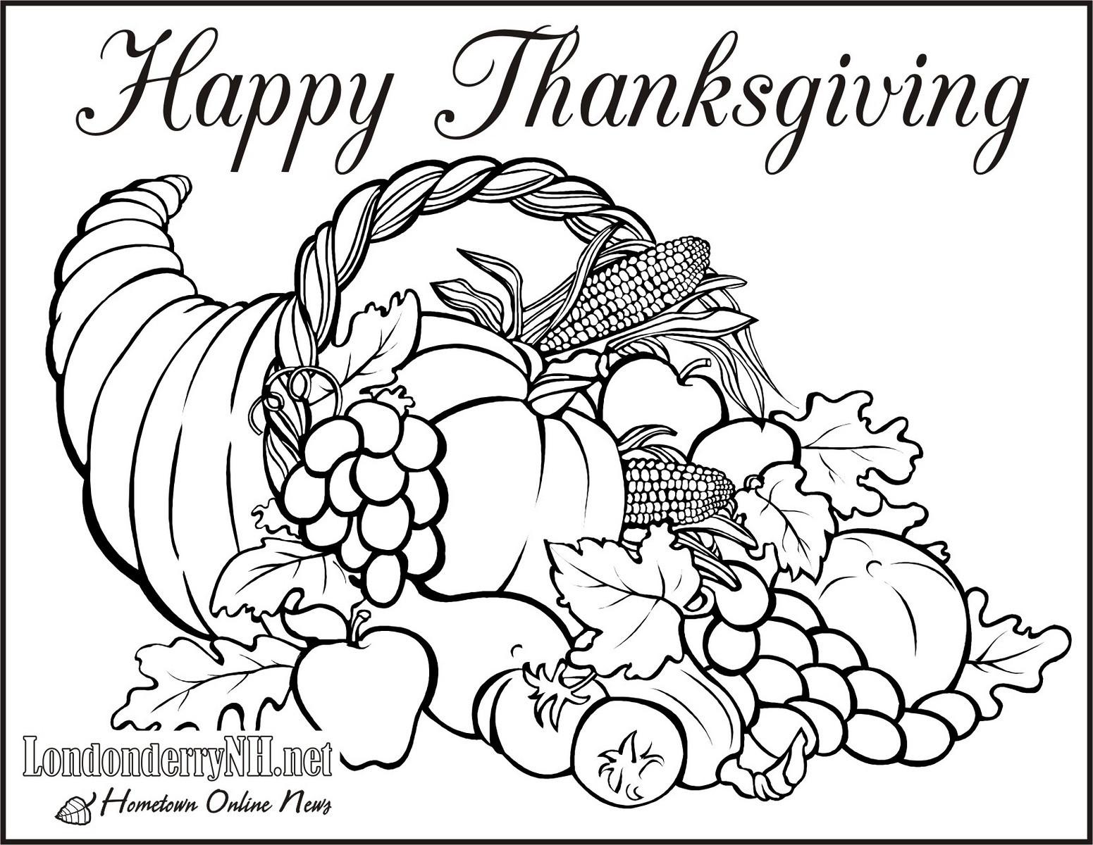 Londonderry Turkey Wanderings, Thanksgiving Coloring Books – Londonderry  News