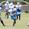 Don Knight/The Herald Bulletin<br /> Colts Camp on Thursday.