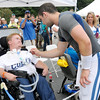 Don Knight/The Herald Bulletin<br /> The Colts Camp practice on Wednesday.
