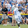 Colts camp on Saturday.