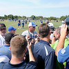 Colts camp on Thursday.