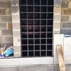 8-21-2014-First set of niches installed