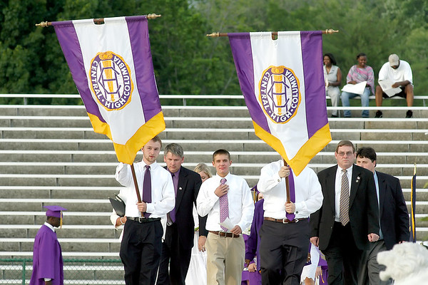 Columbia Central High School Graduation 2006