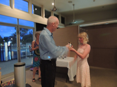 3rd Annual Combat Karate Christmas Party & Awards Noosa 2012 - Elizabeth