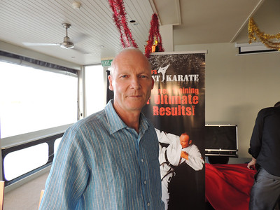 3rd Annual Combat Karate Christmas Party & Awards Noosa 2012