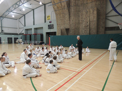 Combat Karate Grading and Course July 2013 012