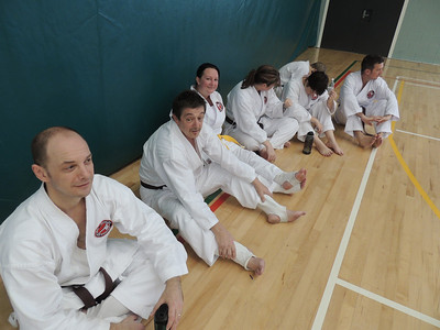 Combat Karate Grading and Course July 2013 020