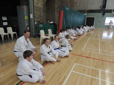 Combat Karate Grading and Course July 2013 016
