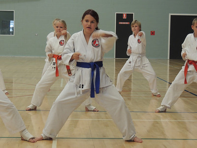 Combat Karate Grading and Course July 2013 023