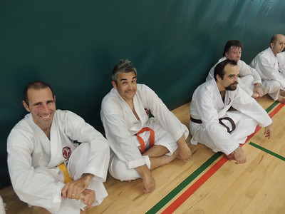 Combat Karate Grading and Course July 2013 018