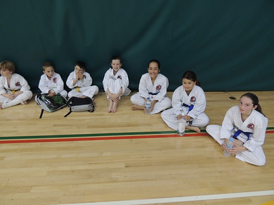 Combat Karate Grading and Course July 2013 027