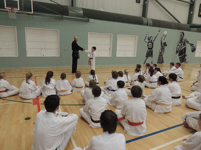 Combat Karate Grading and Course July 2013 006