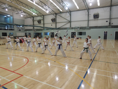 Combat Karate Grading and Course July 2013 024