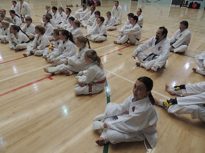 Combat Karate Grading and Course July 2013 007