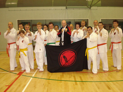 Another tough Combat Karate Grading March 2011. Congratulations to all who passed!