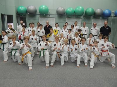 Combat Karate Kata Course November 2014