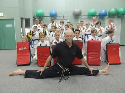 Combat Karate Pre Grading Course June 2015