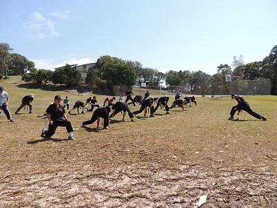 Combat Karate Self Defence Masterclass Weekend October 2013