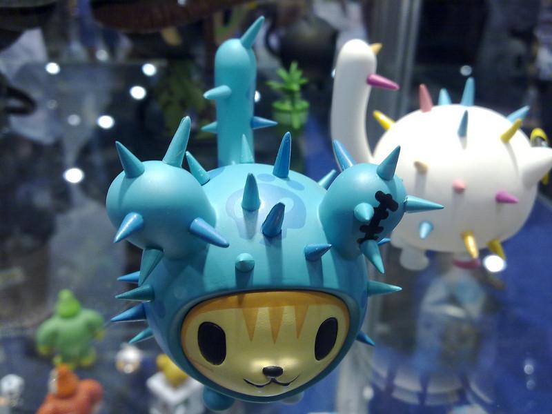 Prickly Tokidoki