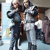 Klingon Greeters