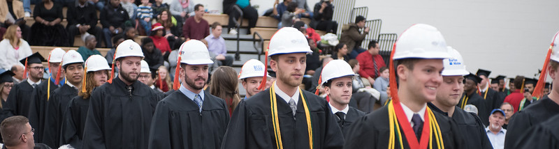2016 Winter Afternoon  Commencement