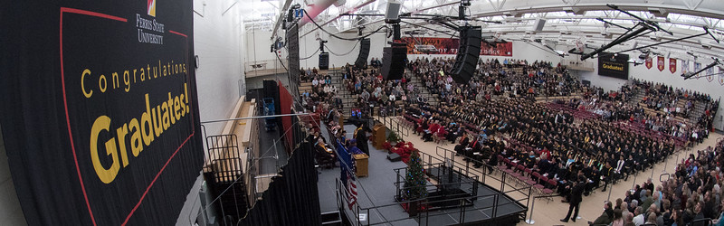 2016 Winter Morning Commencement