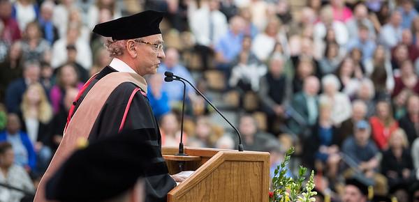 Mickey Shapiro Honorary Doctorate