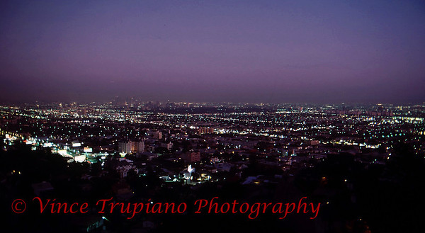 The City......Los Angeles, CA.