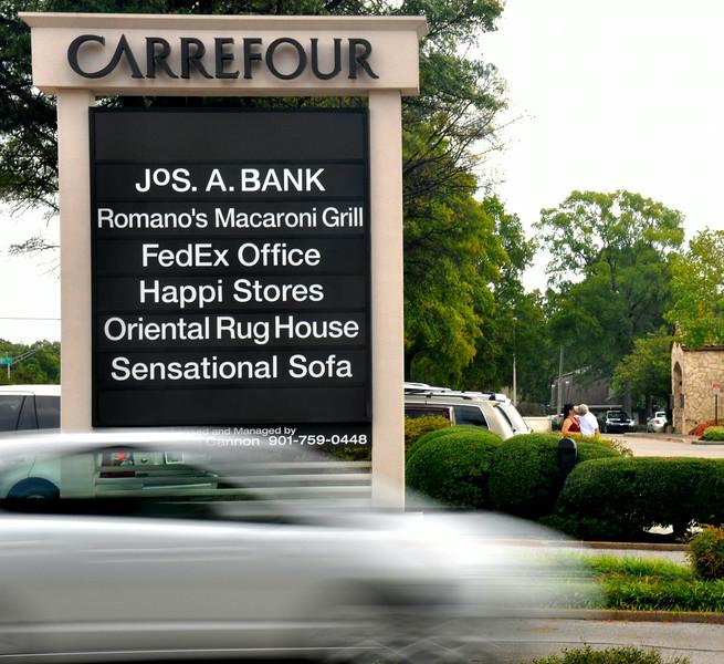 Care Four Shopping Center. Germantown, TN. 2012