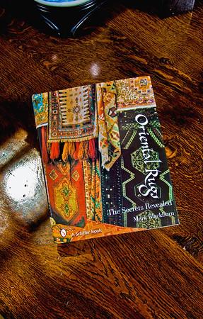 Oriental Rug Book - Architectural Digest