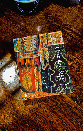 Oriental Rug Book - Architectural Digest