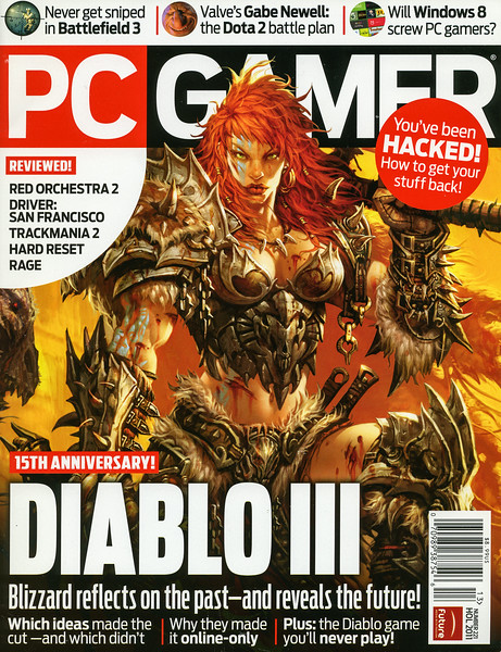 PC GAMER, Future US