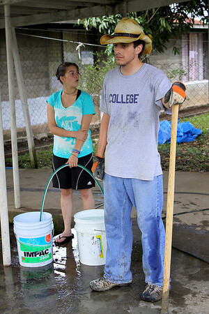 Not sure what to say...  College leaning on a hoe.  heh heh heh.