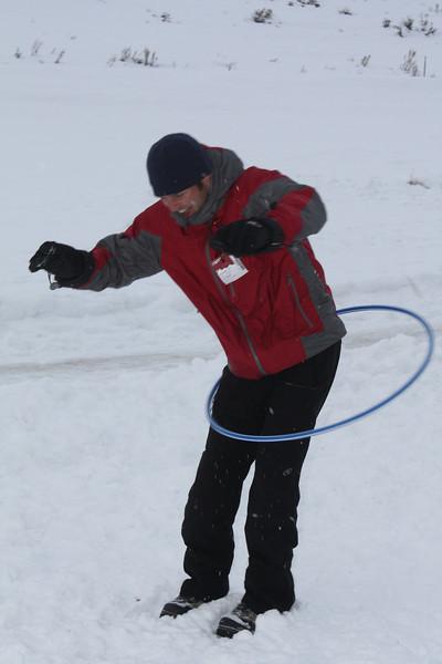 Employee Winter Olympics