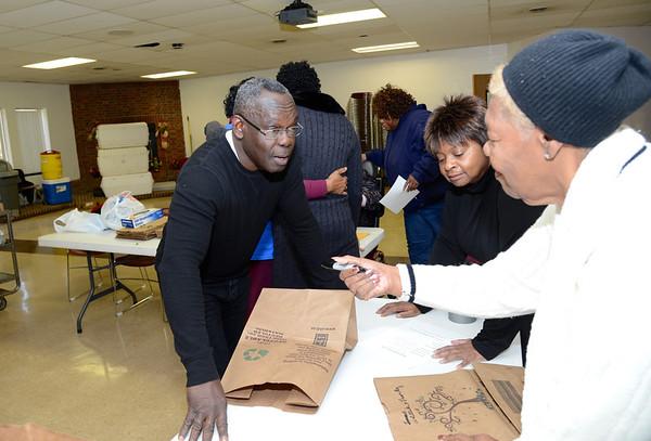 Community Service at Thanksgiving 2013