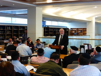 Community Yarchei Kallah at YU Dec. 25 2014