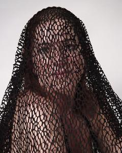 Don McCunn - Portrait in a Net  - http://