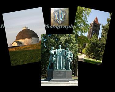 4 photo campus composite