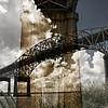 Jean LaFitte Bridge near Lake Charles, Louisiana