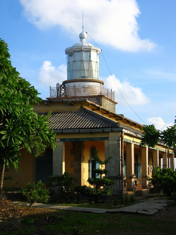 lighthouse grounds