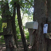 camp site with mail delivery!!!!! but no wireless
