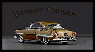Detroit Cruiser.
