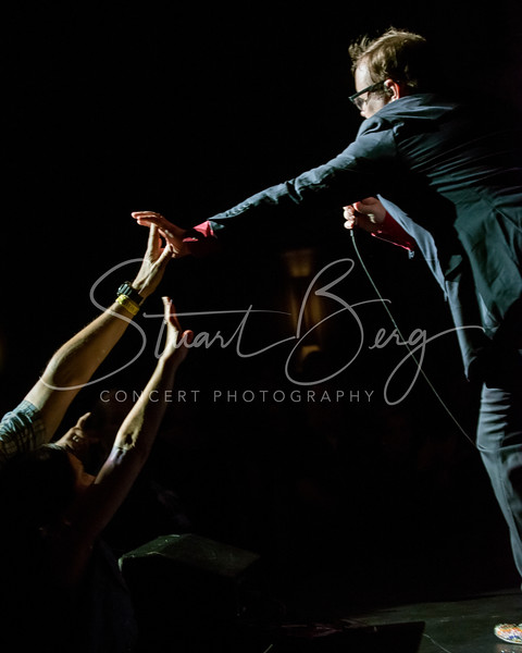 St Paul and the Broken Bones    <br /> July 21, 2016  <br /> Bardavon 1869 Opera House  <br /> Poughkeepsie, NY  <br /> Presented by Daryl's House Club <br /> ©StuartBerg 2016