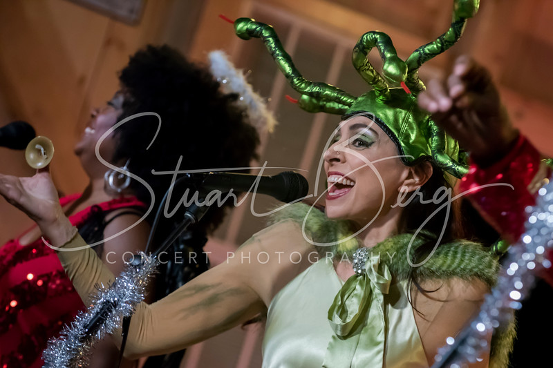 Holidelic  <br /> December 9, 2016  <br /> Daryl's House Club, Pawling, NY <br /> ©StuartBerg 2016