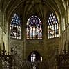 Inside the Cathedra (Cathédrale Saint-Pierre de Condom l!