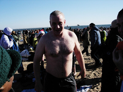 Coney Island Polar Bear Plunge - 1-1-2009