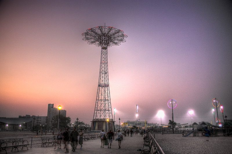 Coney Island  -- click image for larger view
